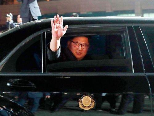 LHQ điều tra việc mua xe sang phục vụ ông Kim Jong-un