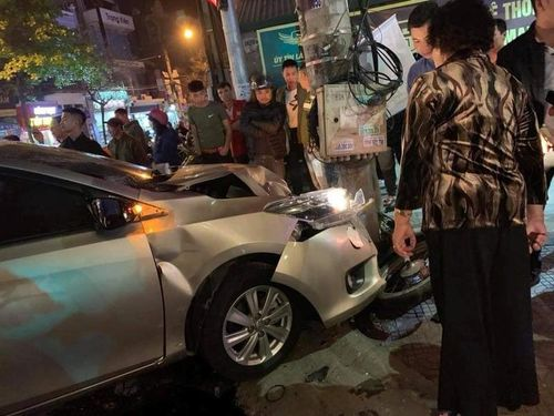 Xác định danh tính lái xe gây tai nạn hai người thương vong ở Hải Dương