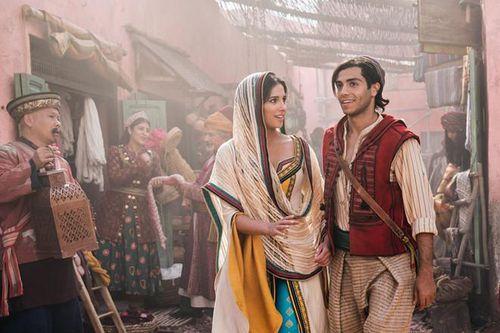 'Aladdin' tung trailer lãng mạn, trình làng 'vũ khí bí mật'