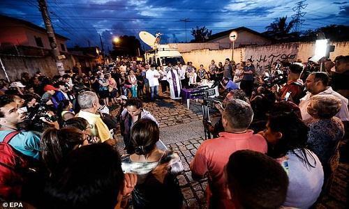 Toàn cảnh vụ xả súng trường học rúng động Brazil