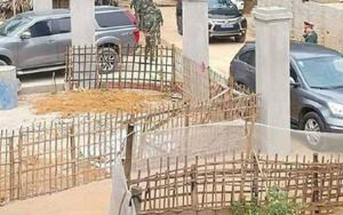 Vụ đặt mìn trước nhà bạn gái ở Phú Thọ: Đối tượng nhiều lần tìm đến tận nơi thuê trọ của cô gái để bắt nhốt, đánh đập
