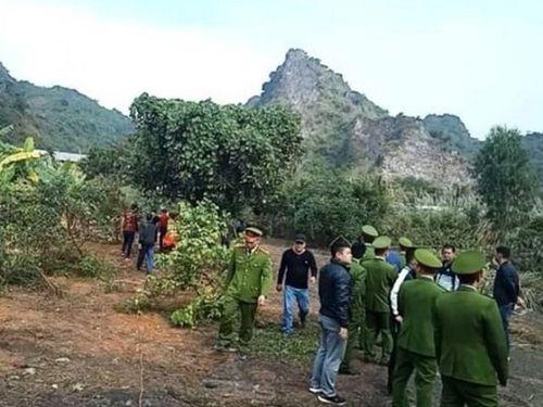 Bàng hoàng phát hiện thi thể người phụ nữ trong vườn cam tại Hà Tĩnh