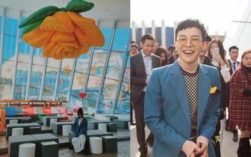 Quán cà phê tiền tỷ G-Dragon sở hữu đóng cửa sau bê bối của Seungri