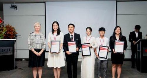 RMIT Việt Nam dành 33 tỷ đồng để trao 112 suất học bổng trong năm 2019