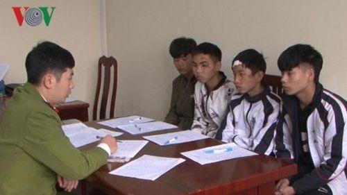 4 học sinh tông chết cụ ông rồi bỏ trốn