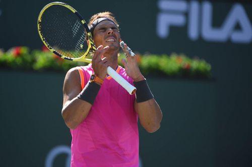 Nadal rút lui, Federer vào chung kết Indian Wells 2019