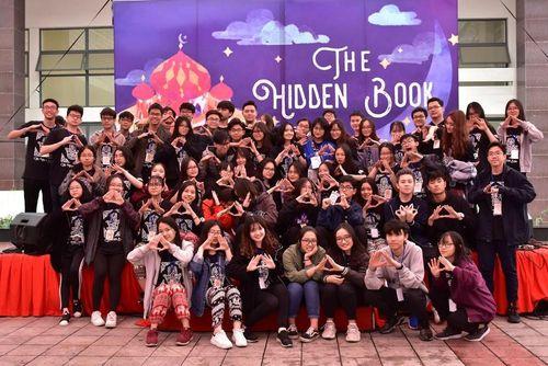 The Hidden Book 2019: Hòa mình vào phiên chợ Ba Tư thần kỳ