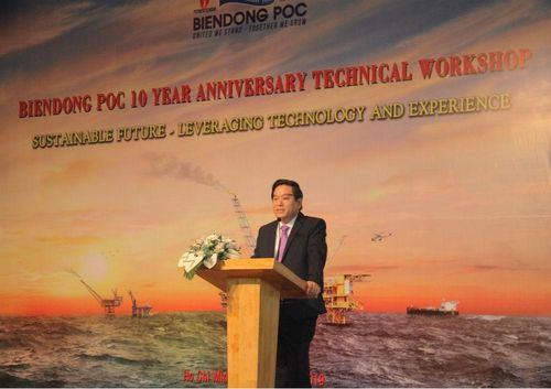 Hội thảo kỹ thuật về xây dựng tương lai bền vững của BIENDONG POC