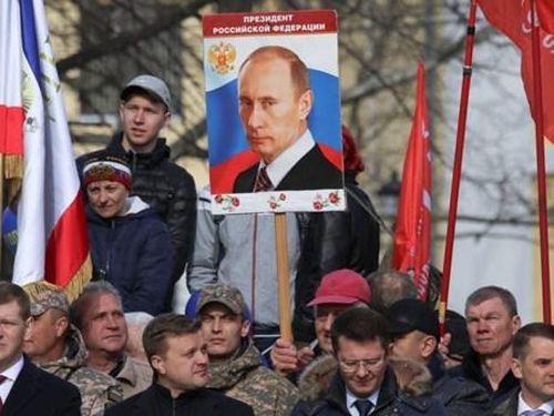 Tổng thống Putin thăm Crimea nhân dịp 5 năm ngày sáp nhập vào Nga