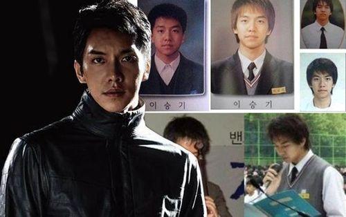 Kiểm tra ảnh thẻ thời đi học của 'Tôn Ngộ Không' Lee Seung Gi để biết nhan sắc thật sự