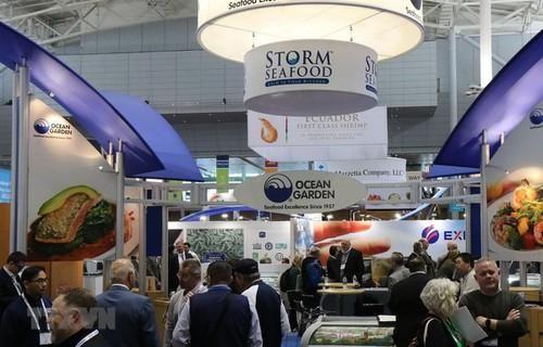 Doanh nghiệp lớn của Việt Nam tham gia Hội chợ thủy sản Boston 2019