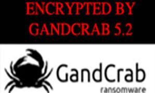 Cảnh báo mã độc tống tiền GandCrab 5.2
