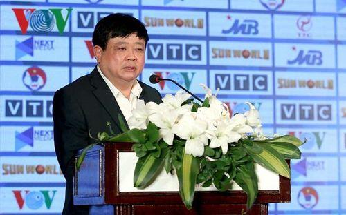 TGĐ VOV Nguyễn Thế Kỷ: 'Mong U23 Việt Nam thẳng tiến ngôi vương'