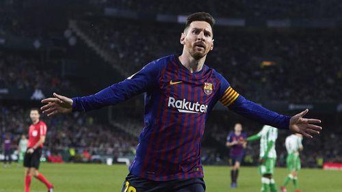 Messi cứ đá thế này, MU không thể lạc quan tếu