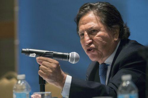 Cựu tổng thống Peru bị bắt giam ở California vì say rượu