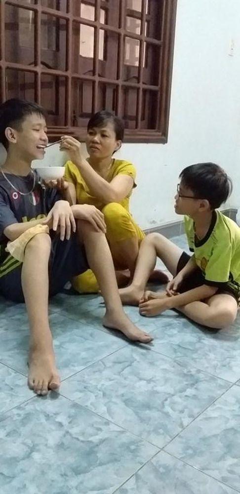 Gia đình quân nhân Nguyễn Văn Hội cần giúp đỡ