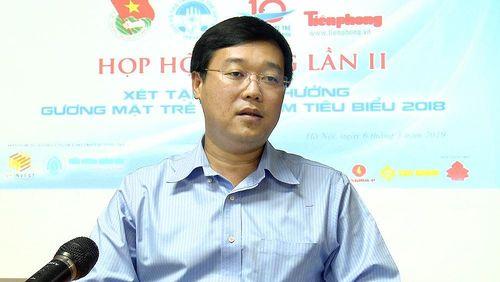 Anh Lê Quốc Phong: Thực tiễn của thanh niên Việt Nam rất đa dạng