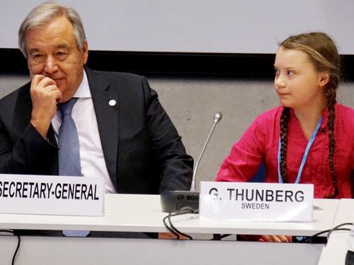 Hành trình tới đề cử giải Nobel Hòa bình 2019 của cô bé Thụy Điển