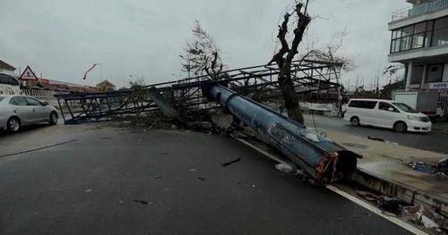 Tổng Bí thư, Chủ tịch nước Nguyễn Phú Trọng gửi điện thăm hỏi về siêu bão Idai