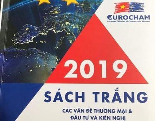 Ra mắt Sách trắng 2019 của EuroCham
