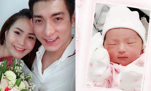 Chồng cũ Phi Thanh Vân khoe con mới sinh sau lùm xùm vỡ nợ