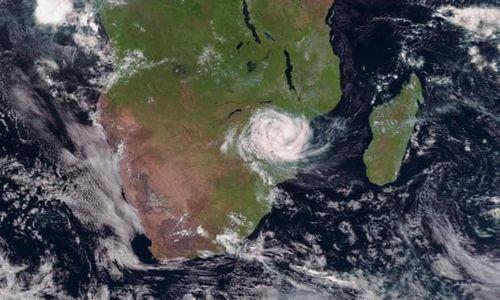 Cận cảnh siêu bão Idai, 'thảm họa tồi tệ nhất Nam Bán cầu'