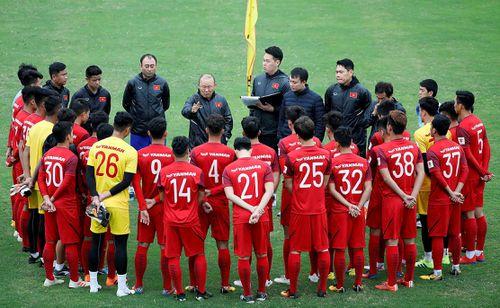 U23 Việt Nam chốt danh sách chính thức: Giữ Đình Trọng, loại Tiến Linh