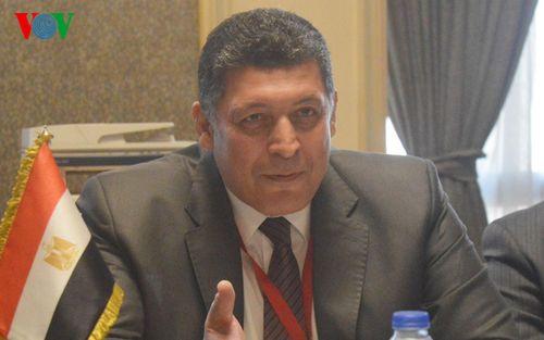 'Việt Nam và Ai Cập có triển vọng hợp tác to lớn'