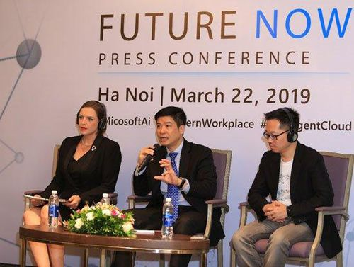 CEO Microsoft Việt Nam: 'Nếu chậm chân ứng dụng AI, doanh nghiệp và cả nền kinh tế sẽ đánh mất lợi thế cạnh tranh'
