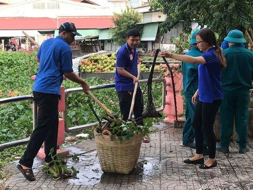 Ngày thứ bảy tình nguyện: Nhiều nơi bị ô nhiễm đã sạch đẹp