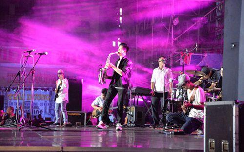 Vũ điệu ánh sáng và âm thanh trong lễ hội lớn nhất Việt Nam