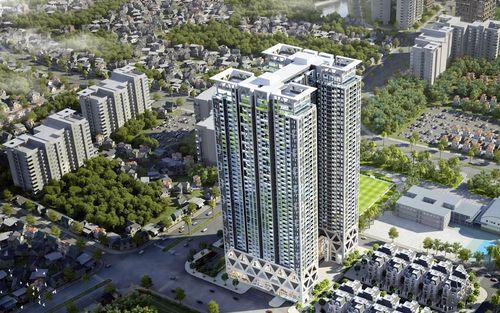 Cộng đồng người Nhật - Hàn mới quan tâm nhà cho thuê ở Mỹ Đình