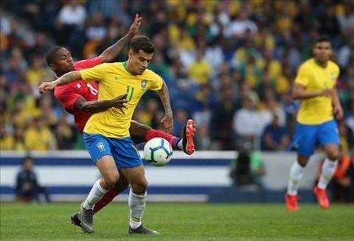 Dùng đội hình trẻ, Brazil bị Panama cầm hòa
