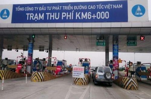 VEC bị trả hồ sơ quyết toán chi phí vận hành và thu phí các tuyến cao tốc