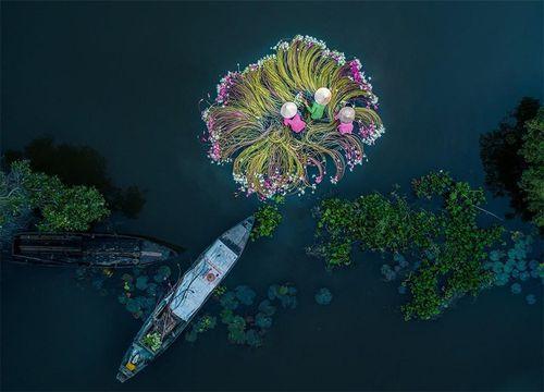 Việt Nam đẹp xuất sắc trong bộ ảnh flycam đạt giải quốc tế