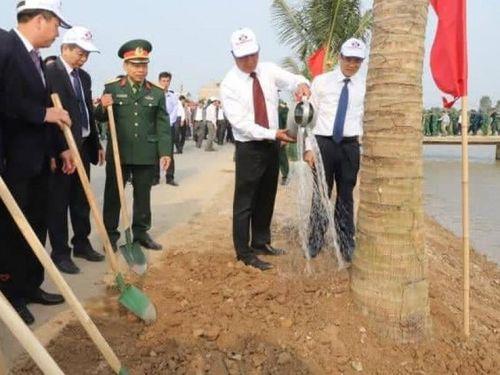 Hải Phòng: Đề xuất chi 100 triệu Tết trồng cây do 'yếu tố đặc thù'?!