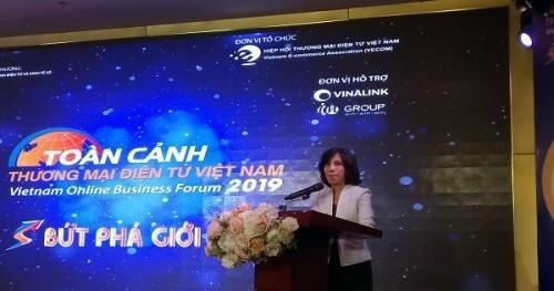 Thương mại điện tử Việt Nam: Quy mô bán lẻ có thể đạt 13 tỷ USD vào năm 2020