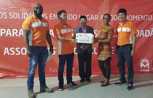 Mozambique đánh giá cao hoạt động hỗ trợ của Việt Nam khắc phục hậu quả siêu bão Idai