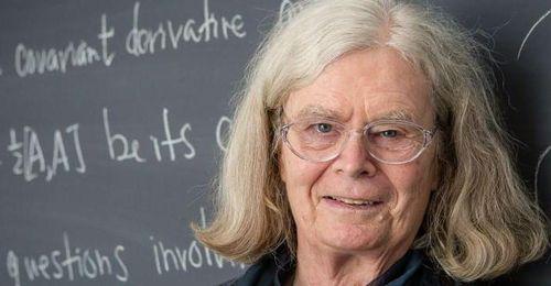 Người phụ nữ đầu tiên nhận giải thưởng Abel về toán học