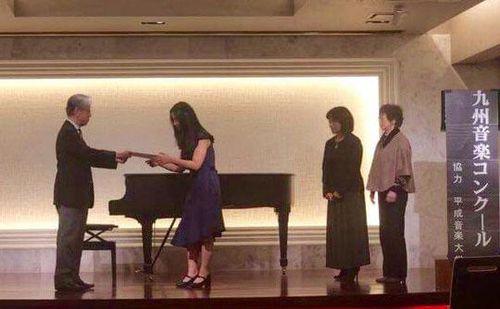 Việt Nam đoạt giải Đặc biệt trong cuộc thi âm nhạc tại Nhật Bản