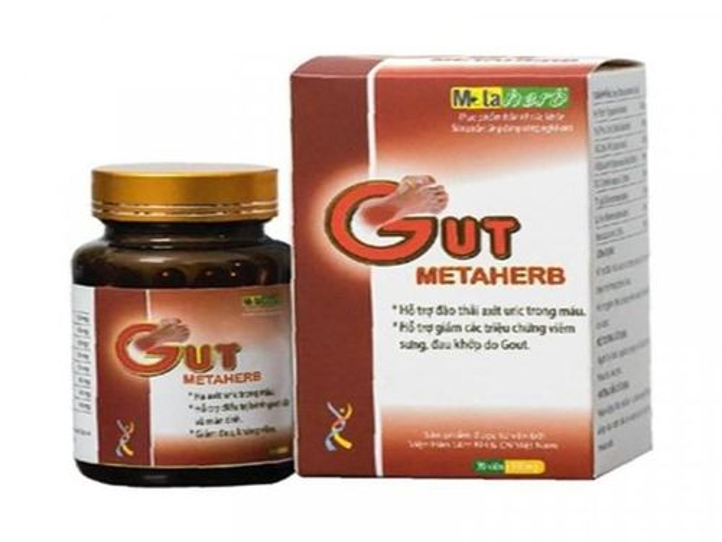 Cục ATTP khuyến cáo người dân không mua Viên Gutmetaherb trên một số Website