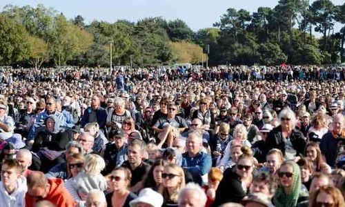 20 nghìn người tham dự lễ tưởng niệm quốc gia tại New Zealand