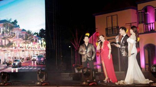 Bằng Kiều, Minh Tuyết 'cháy hết mình' trong đại nhạc hội ra mắt BĐS Đà Nẵng