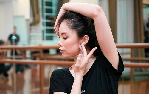 Đại nhạc hội có Mỹ Tâm - Hà Anh Tuấn: Hé lộ hình ảnh Hoa hậu Hoàn Vũ Riyo Mori tất bật tổng duyệt
