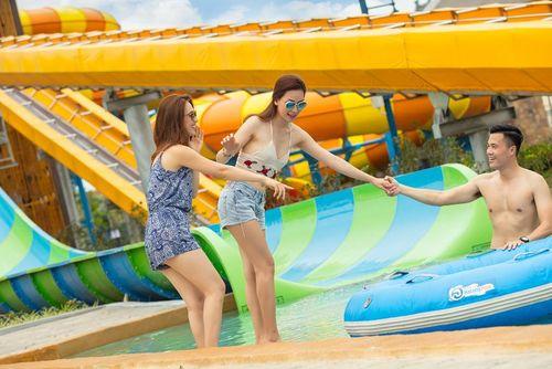 Tháng 4 này, nhất định phải khai hội mùa hè ở Typhoon Water Park, 500 vé 'free' đang chờ đón!