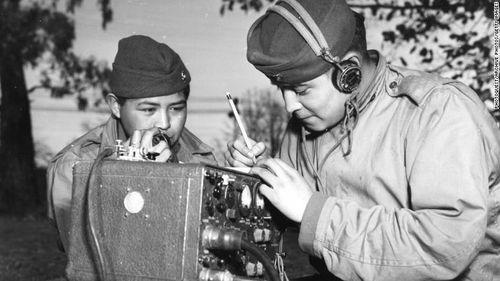Giải mật - Quân đội Mỹ từng sử dụng phương ngữ Alaska làm mật mã
