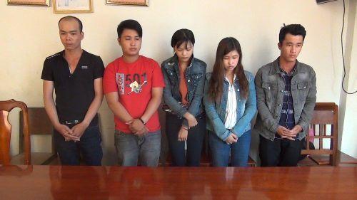 Xóa sổ băng nhóm nam nữ trộm cắp hàng loạt xe máy ở Kiên Giang