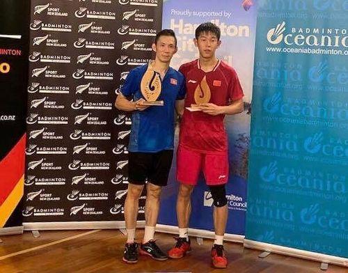 Nguyễn Tiến Minh lần thứ 2 liên tiếp vô địch giải cầu lông New Zealand