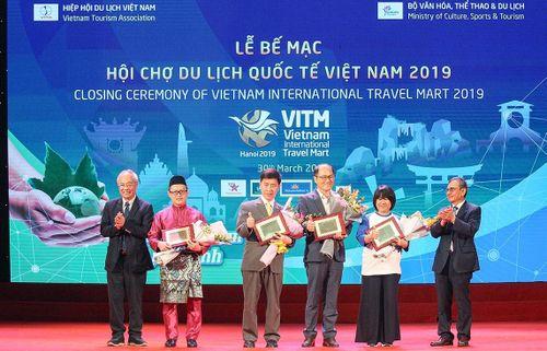Hội chợ VITM Hà Nội 2019 đạt doanh thu kỷ lục hơn 322 tỷ đồng