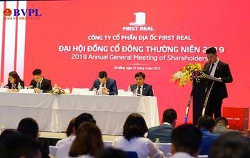 Công ty địa ốc First Real thông tin về những tranh chấp liên quan đến các dự án tại Quảng Nam